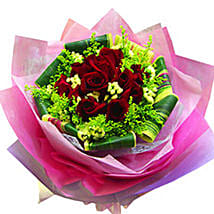 Mesmerising Roses Collection: Send Birthday Flowers To Malaysia