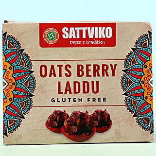 Oats Berry Laddu Box: Send Sweets to Malaysia