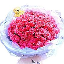 Rose Madness: Valentine Roses to Malaysia