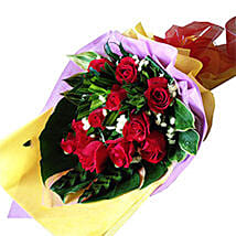 Roses for the Beloved: Romantic Gifts in Malaysia