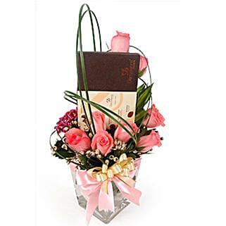 Rosy Truffles: Send Birthday Flowers To Malaysia