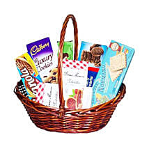 Crunchy Basket: Gift Basket Delivery in Mauritius