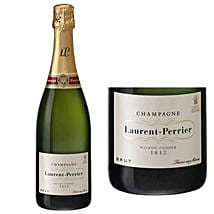 Laurent Perrier Champagne: Send Wedding Gifts to Mauritius