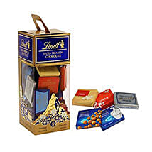 Lindt Premium Choco Box: Send Chocolates to Mauritius