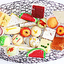 Sweet India Platter: Wedding Gift Delivery Mauritius