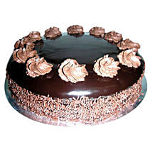 The Tempting Chocolate Rum Cake: Birthday Gift Delivery in Nepal