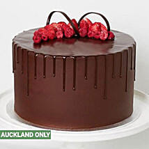 3 Layer Dark Chocolate Cake: Cake Delivery in New Zealand