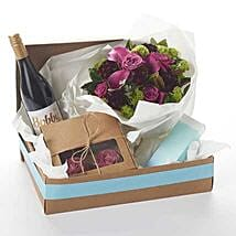 Bobby Boysenberry And Ecoya Gift: Mothers Day Flowers to NZ