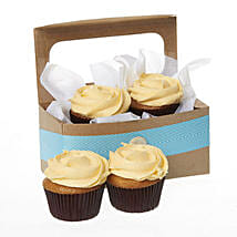 Caramel Salted Cupcakes: Romantic Gifts to Nz