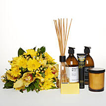 For A Fragrant Home: Congratulations Flowers to New Zealand