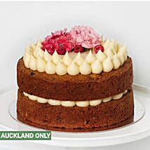 Heavenly Carrot Cake: Anniversary Cakes To NZ