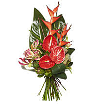 Ravishing Red Bouquet: Friendship Day Gift Delivery In NZ
