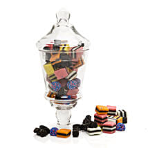 Sweet Licorice Jar: Same Day Gifts to New Zealand