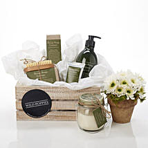 Take Care Hamper: Romantic Gifts to New Zealand