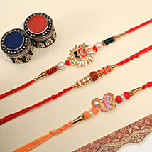 Bond of Love Rakhi: Send Rakhi to New Zealand