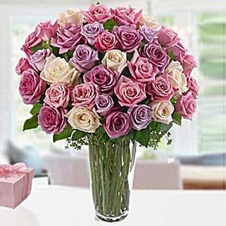 3 Dozen Roses OM: Send Birthday Gifts To Oman