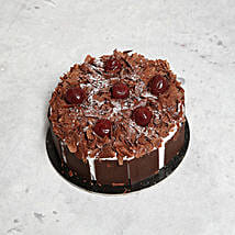 4 Portion Blackforest Cake OM: Cake Delivery In Ibri