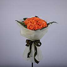 Ardent Bouquet Of Roses: Send Flower Bouquet to Oman