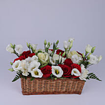 Basket Of Royal Love: Send Flower Bouquets to Oman