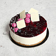 Blueberry Cheesecake OM: Cake Delivery In Ibri