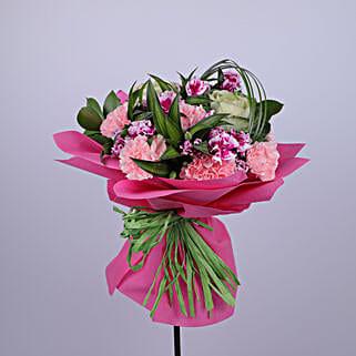 Ecstatic Flower Bouquet: Send Flower Bouquets to Oman