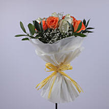Peaceful Love Bouquet: Gift Delivery in Muscat