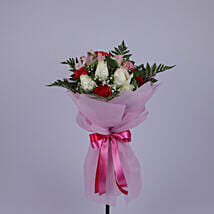 Refreshing Flower Bouquet: Send Thank You Gifts to Oman