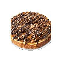 Choc Nut Cheesecake: Send Cakes to Quezon City