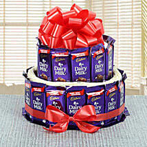 Classy Cadbury Arrangement: Father's Day Presents to Philippines