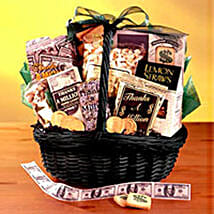 Cookies Basket: Christmas Gifts to Philippines