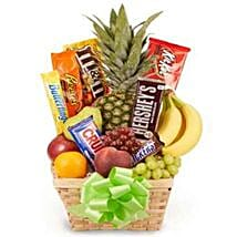Easter Fruit And Candy: Send Gift Delivery to Philippines