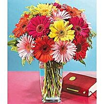 Gerbera Lover: New Year Flowers to Philippines