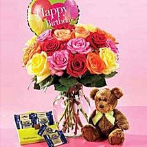 Gift Package: Flowers N Chocolates in Philippines
