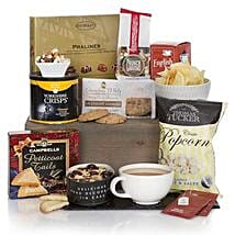 Gourmet Delights Hamper: Christmas Gift Delivery Philippines