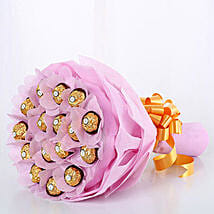 Luxury Ferrero Bouquet: Send Fathers Day Gifts to Philippines