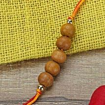 Simple Chandan Rakhi PHI: Rakhi to Philippines