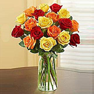 Summer: Valentine Roses to Philippines