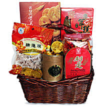 Sweet Basket: New Year Gifts Philippines