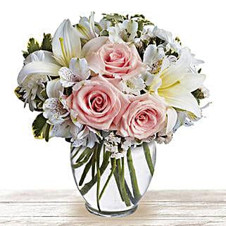 Serene Wonder: Order Flowers in Mesaieed