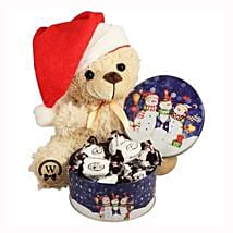 Christmas Treats with Teddy: Corporate Hampers to Romania