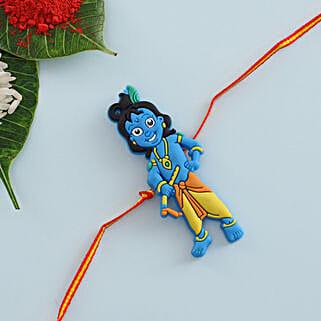 Krishna Kids Rakhi Thread: Send Rakhi to Romania