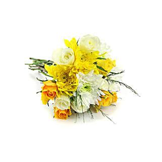 Blooms of Sunshine: Diwali Gifts to Saudi Arabia