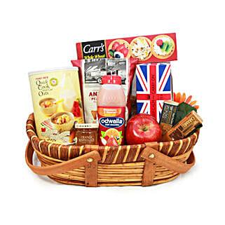 British Breakfast: Send Gifts to Medina