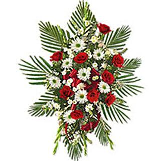 Elegant Farewell SUAR: Funeral Flowers to Saudi Arabia