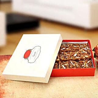 Badam Pinni: Bhai Dooj Gift Delivery in Singapore