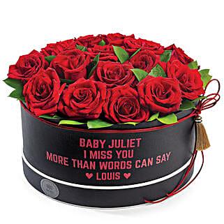 Box Of Romance: Send Birthday Flowers to Singapore