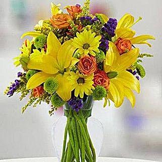 Brightest Days: Send Birthday Flowers to Singapore