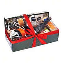 Decadent Cheese Hamper: Send Christmas Gift Hampers to Singapore
