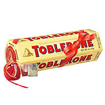 Delicious Toblerone Packet: Send Chocolates to Singapore