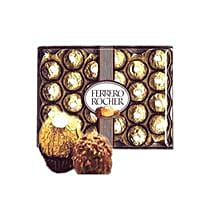 Ferrero Fantasy: Anniversary Gifts to Singapore